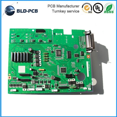 PCB prototype manufacturer for aviation equipment by pcb sheets fr4 fpc circuit board aluminium cree led pcb