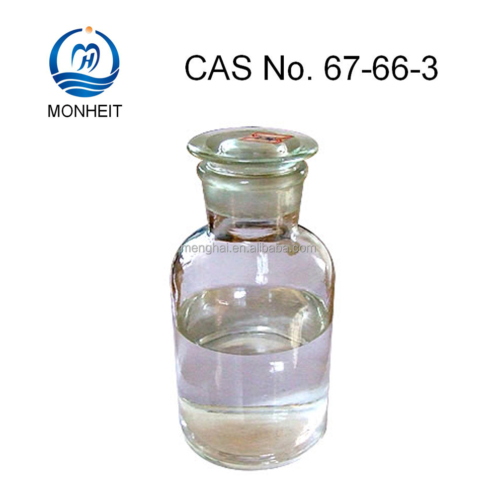Cheap Price Chloroform Or Trichloromethane CAS: 67-66-3