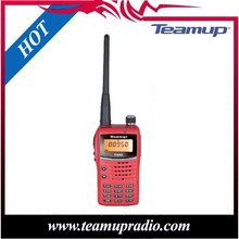 teamup T620 long distance handheld 5km walkie talkie with 5W power