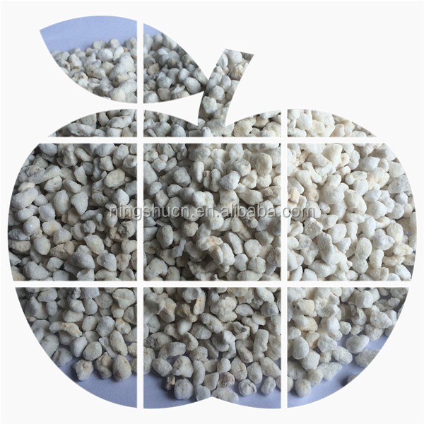 Lightweight 3-6mm,4-8mm etc Expanded Perlite for Gardening and Hydroponics , Construction