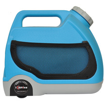 Portable Pet Bath Care Washer 15L Multi-functional DIY Dogs Wash & Grooming Tool Powered by 12 volts DC