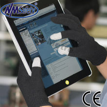 NMSAFETY cheap winter gloves/touch screen sensitive gloves