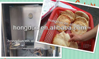 HD auto rotary oven/////////Commercial Restaurant Stainless Steel Gas naan bread machine for sale