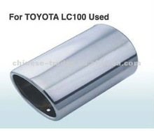 Stainless steel exhaust mufflers for Toyota LC100