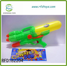 Summer toy water game toy plastic water pump gun