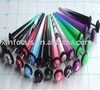 "UV ""Look"" Faux Straight Ear Taper/Stretcher Body jewelry wholesale"