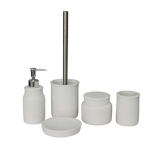 Wholesale Modern Europe Style High Quality Bath Room Accessory concrete bath room accessories set