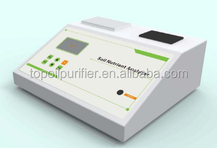 Model TPY soil,NPK,salinity nutrient tester/PH meter