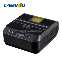 Cashino 3inch PTP-III thermal receipt printer with bluetooth wireless interface