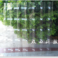Transparent Plastic Corrugated Roofing Sheet