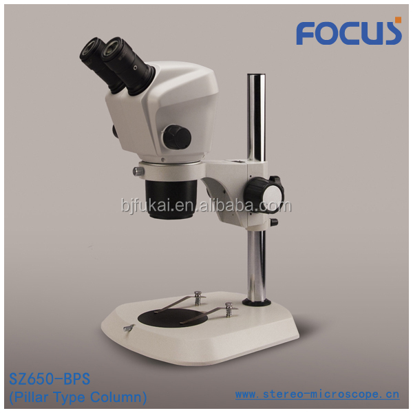 SZ650 3.5X~22.5X series stereo light microscope