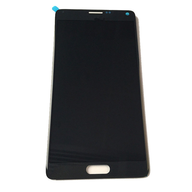 mobile phone replacement assembly display digitizer touch screen lcd for samsung galaxy note 4