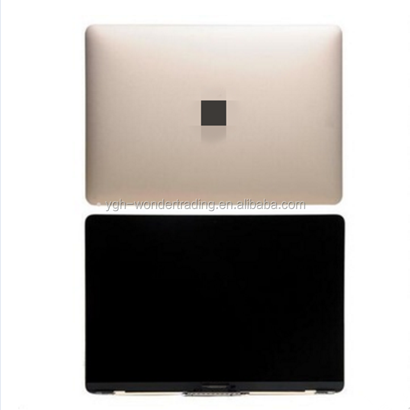 "Laptop replacement parts for Macbook Pro A1534 Retina Display 12"" LCD Assembly Early 2015"
