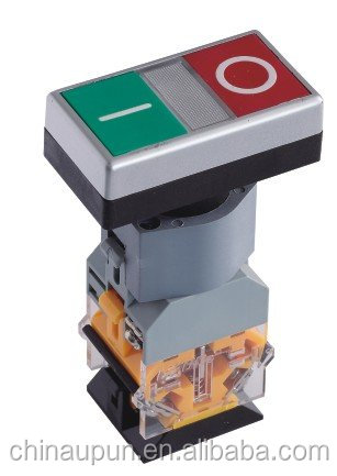 Double Position Uniluminate Push Button