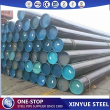 Tuberia de acero sin costura API 5L carbon steel pipe/seamless steel pipes/gas & oil seamless pipe