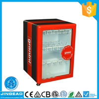 Made in zhejiang high quality new style table top refrigerator