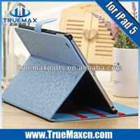 Smart Luxury Leather Case for iPad 5 Leather Case for iPad air leather case