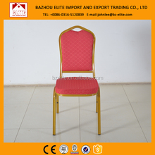 High quality Wholesale Stacking rental banquet chairs in hotel chairs