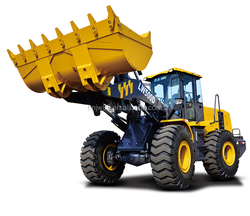 High efficiency LW500FN Chinese backhoe 5ton wheel loader price