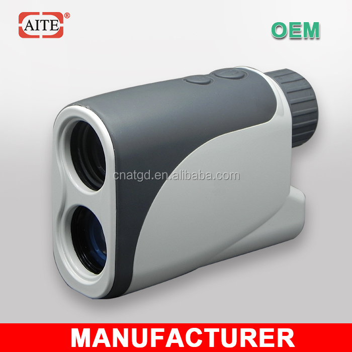 6*24 400m laser hand-held slope measure function rangefinder spoiler for golf 7