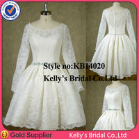 2015 china long sleeve short mini bridemaid dress vestidos elegantes