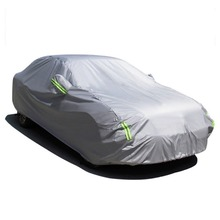 Woqi Retractable inflatable fast folding garage fabric waterproof car parking cover protection vehicle car cover