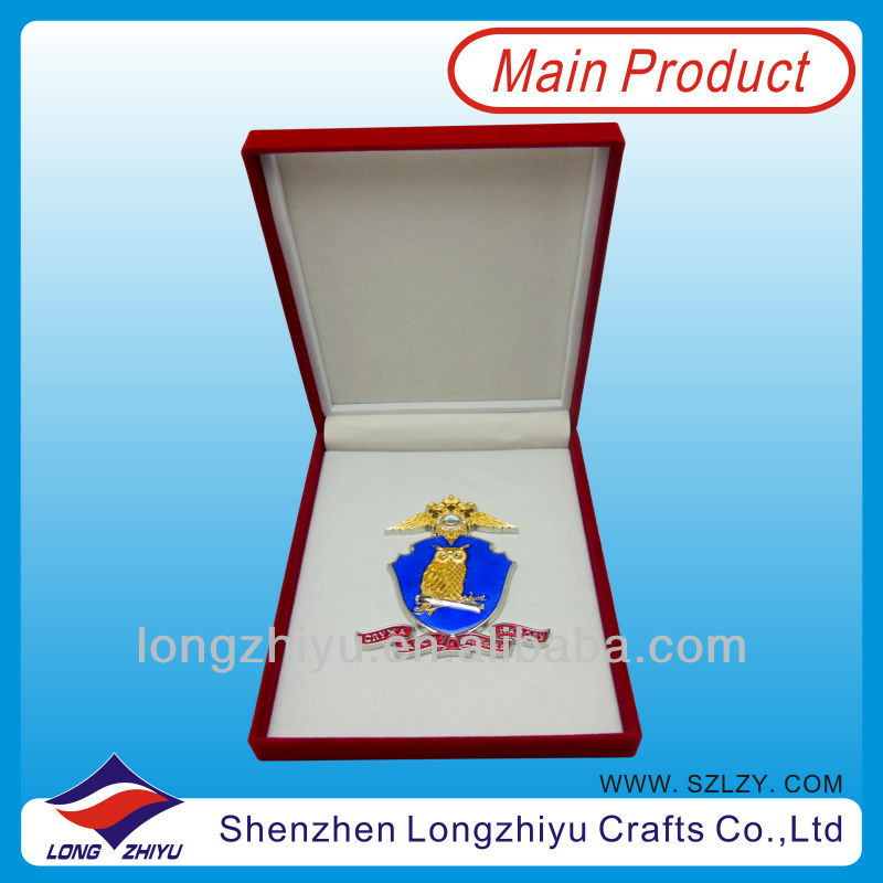 2014 custom 3D wedding gift gift metal award souvenir medal pin badge challenge coin metal crafts manufacture
