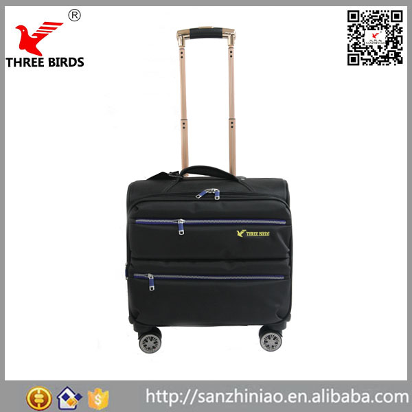 laptop online shopping eminent hot sale decent president sky travel trolley school luggage bag