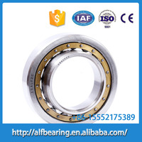 NUP Series Bearings, Single row Cylindrical Roller Bearings NUP208 forT Textile machinery