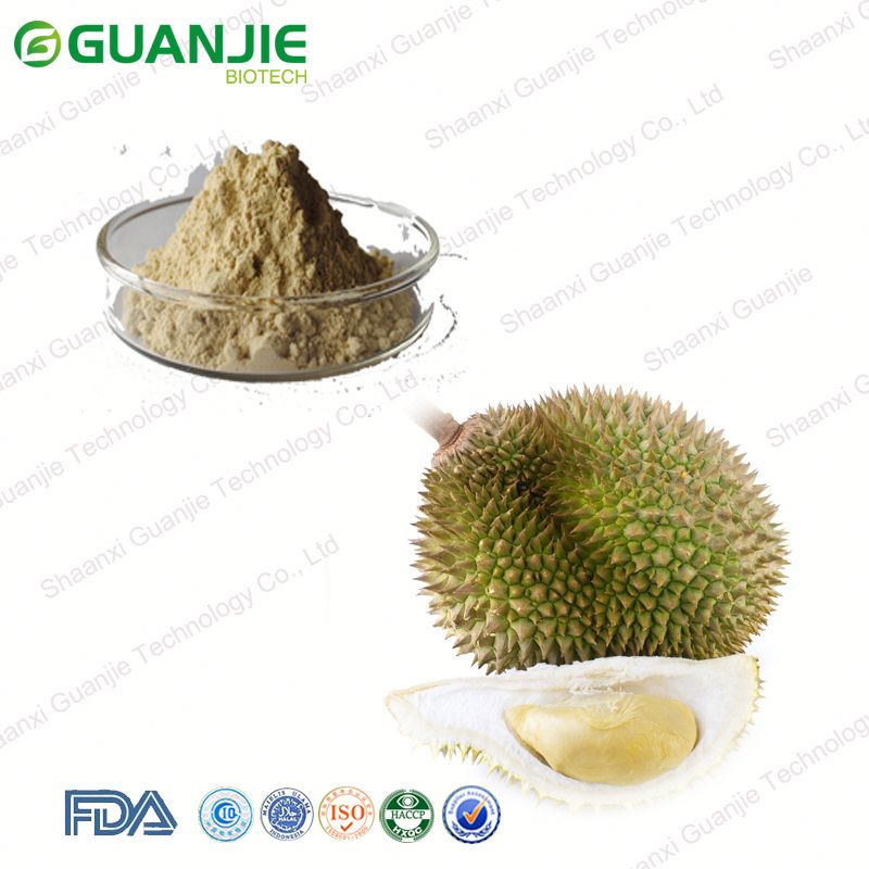 High Quality Best Price Organic Durian Fruit Powder