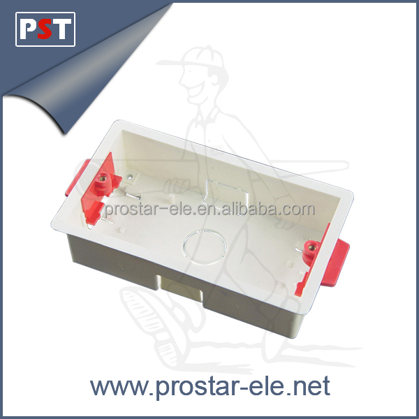 2 Gang Electrical Dry Lining Box