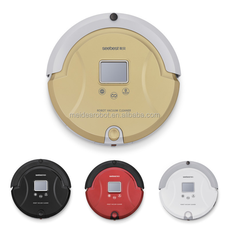 C561 Wholesale Anti-fall 5 in 1 Smart Sweeper Robot <strong>Vacuum</strong> and Mop