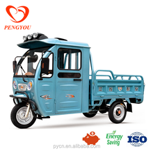 enclosed electric tricycle, electric pick up truck, electric cargo truck