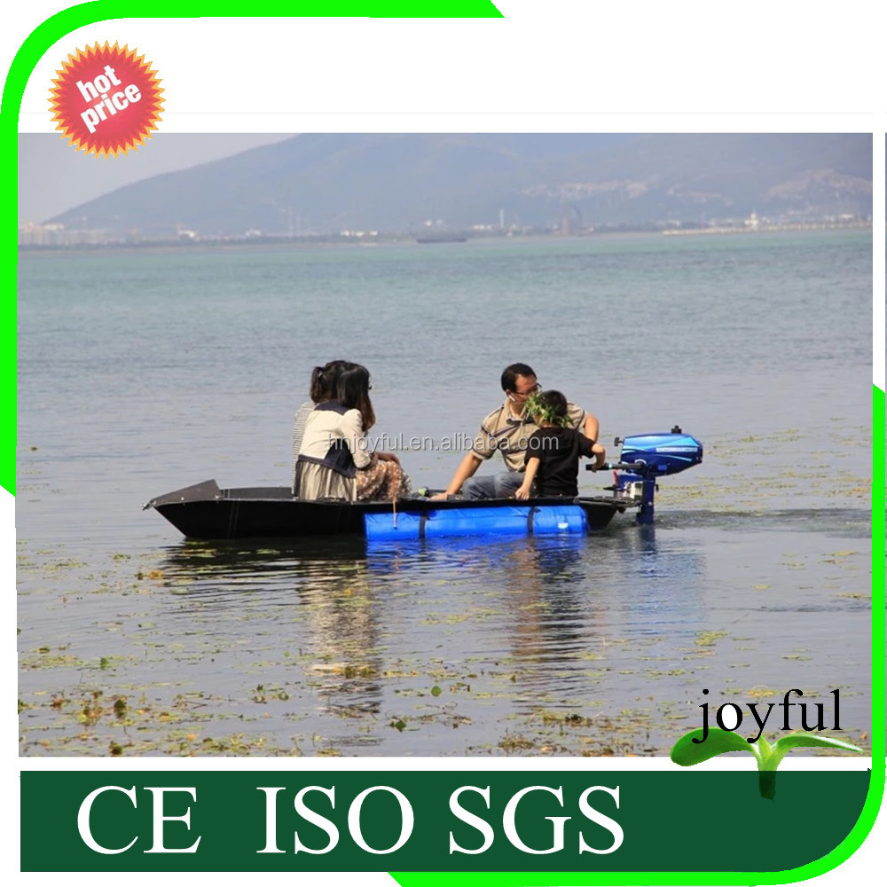 CE Certification Happy portable fishing boat hot sexy family lake sport boats