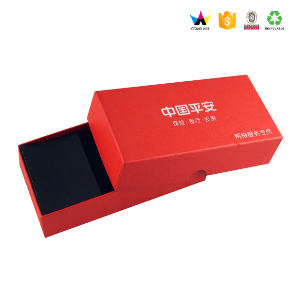 2015 new design small gift box jewelry in Dongguan