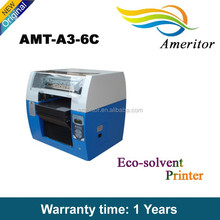 Professional digital Automatic cd printer/CE golf ball printer,pen printer /ink jet printers suppliers