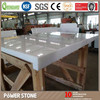 White Nano Stone , Acrylic Solid Surface Table to kitchen Top