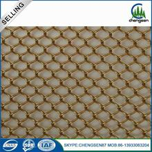 On line shopping metal bead curtain