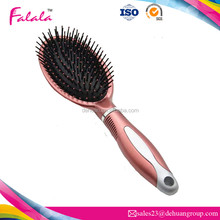 Air-cushioned wet detangle colorful hair brush for woman