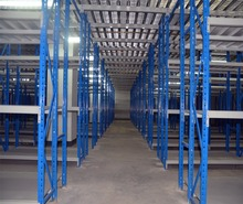 Slotted Angle Iron Rack For Warehouse Storage