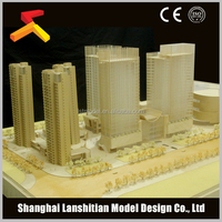 Real estate investor favorite architectural models maker in China