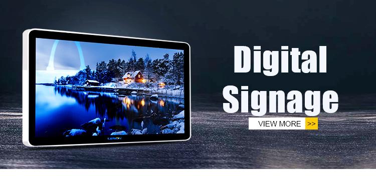 China fornecedor de baixo preço personalizado 27 polegada montagem na parede digital signage totem