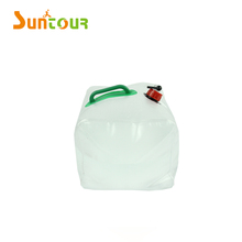 Portable Large Capacity Drinking Water Container Foldable Camping Pot