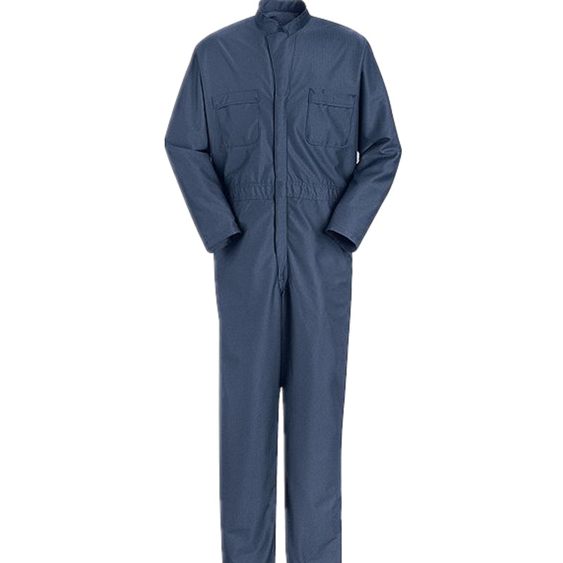 made in china polyester esd workwear uniforms/cleanroom disposable coverall/antistatic work overall
