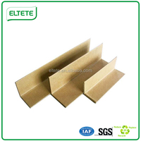 L shape brown paper corner edge protector