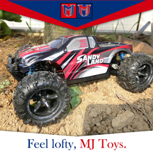 2017 New high speed model toys car rc 4x4 for children