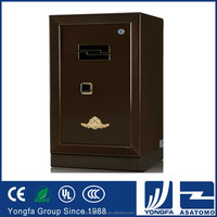 High tensile sturdy touch screen safe diamond hotel office common digit code bronze money safe boxes