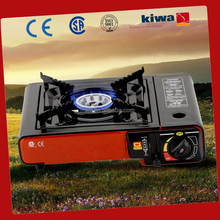 CE & CSA italian portable stainless steel gas stove