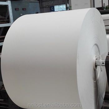 raw material for paper cup paper