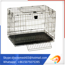 The unique designer Light weight crate foldable rooster cage for sale